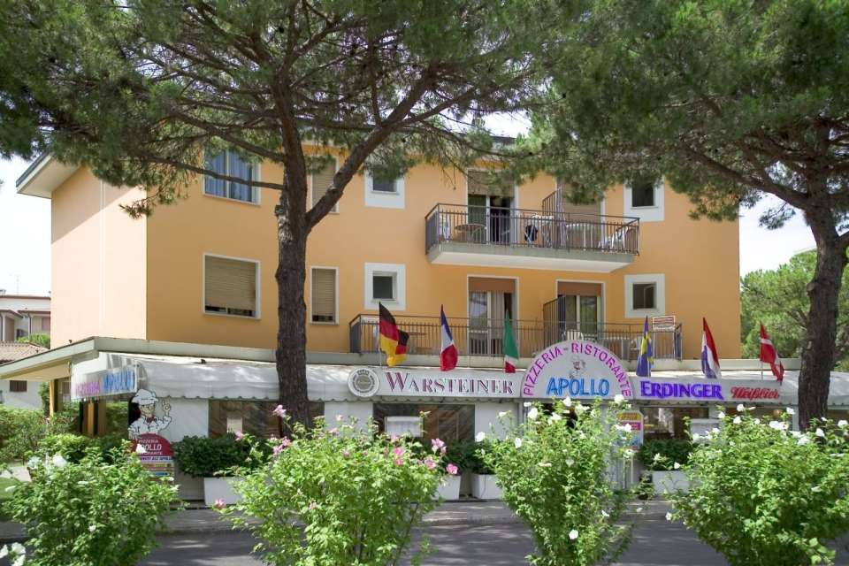 Apartmány Apollo - Scala - Ca´Cividale